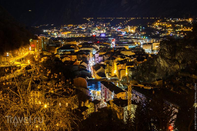 Новогодний трип в Андорру. Андорра-ла-Велья / Фото из Андорры