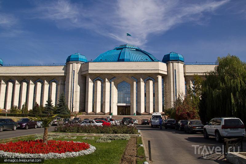 Центральный государственный музей Республики Казахстан / Фото из Казахстана
