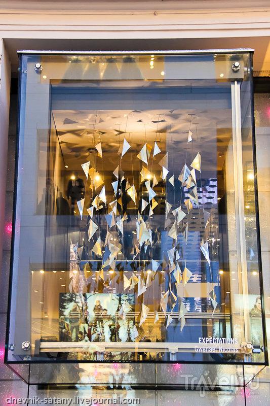 Прогулки по Вене: витрины и магазины / Фото из Австрии