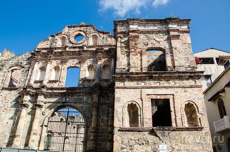 Монастырь Святого Доминика в Каско-Вьехо / Фото из Панамы