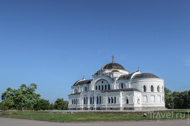 Свято-Николаевская церковь в Брестской крепости / Фото из Белоруссии