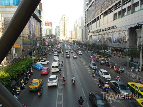 Шопинг в Бангкоке / Таиланд