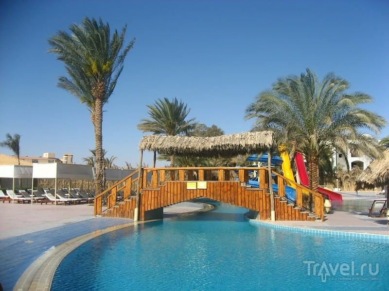 Хургада, март 2012. Райский остров / Фото из Египта