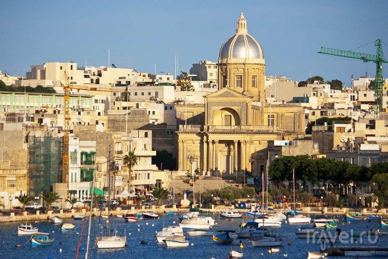 Церковь Св. Иосифа в Калькаре / Фото с Мальты