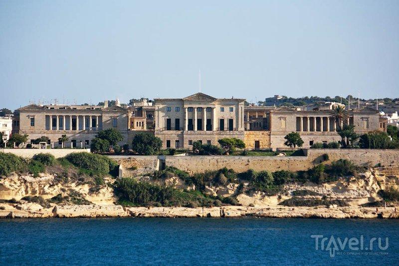 Комплекс больницы Бихи в Калькаре / Фото с Мальты