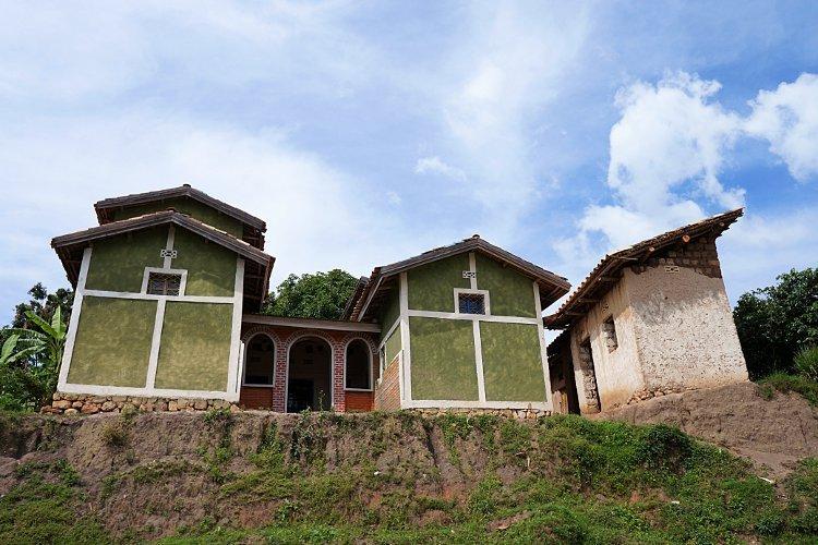 Русская шуба из Бурунди / Фото из Бурунди