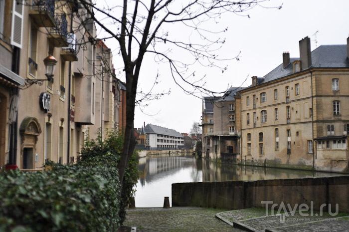 Мец - столица Лотарингии / Фото из Франции