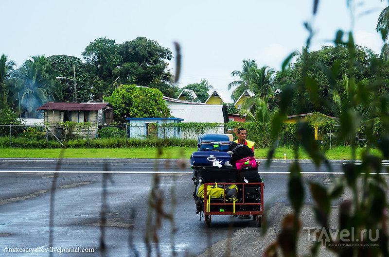 Бокас-дель-Торо / Фото из Панамы