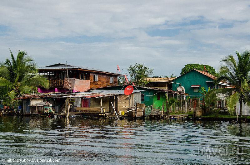 В городе Альмиранте, Панама / Фото из Панамы