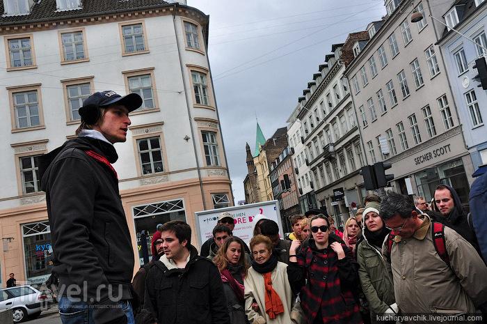 Бесплатная обзорная экскурсия по Копенгагену / Фото из Дании