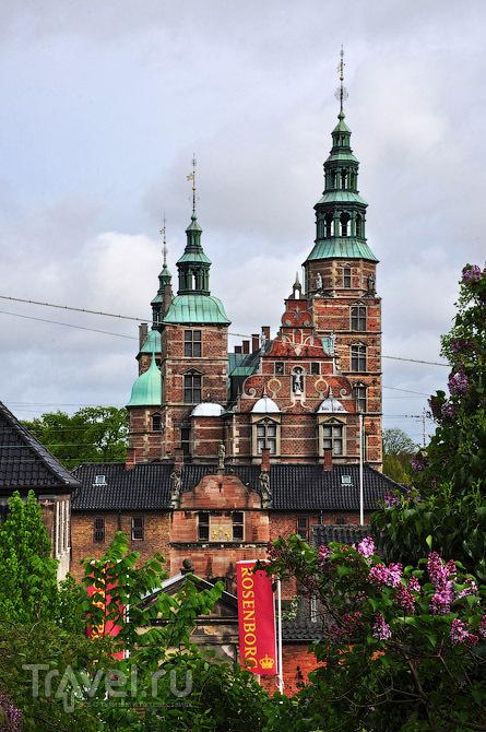 Крепость Розенборг / Фото из Дании