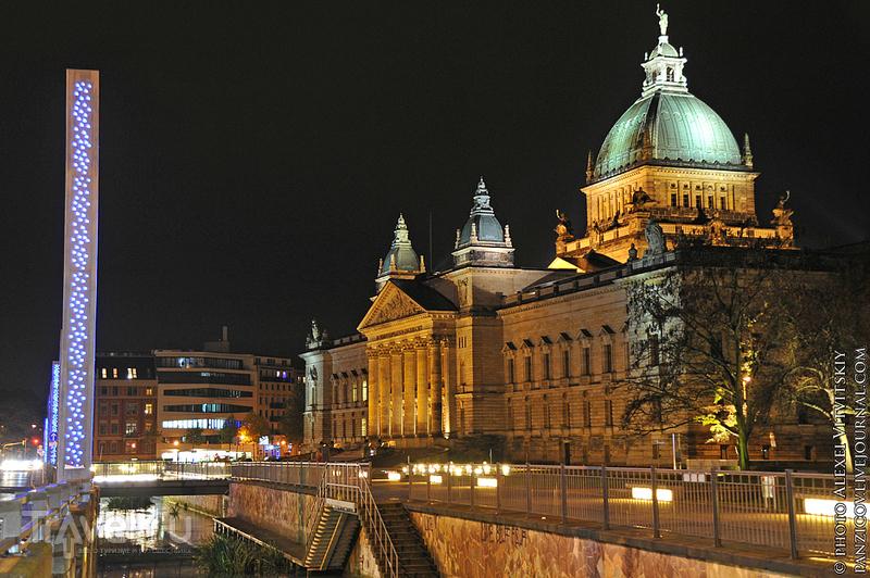 Верховный суд в Лейпциге / Фото из Германии