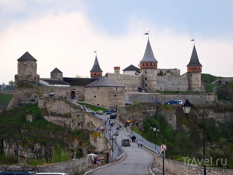 Крепость, Каменец-Подольский / Фото с Украины