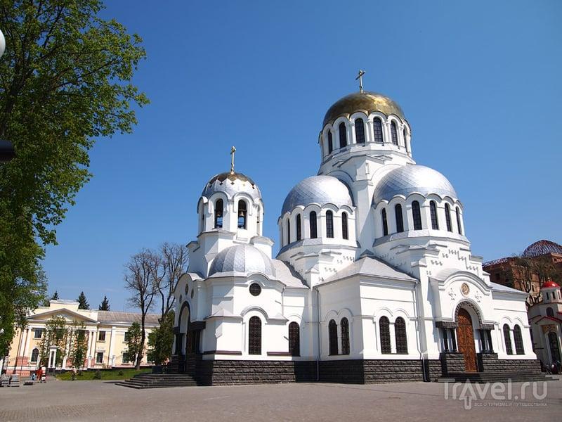 Александро-Невский собор, Каменец-Подольский / Фото с Украины