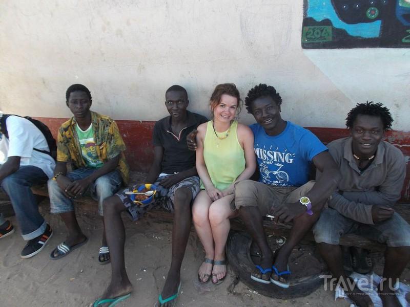 Серекунда туристическая. Еда, жилье и полезные явки / Гамбия
