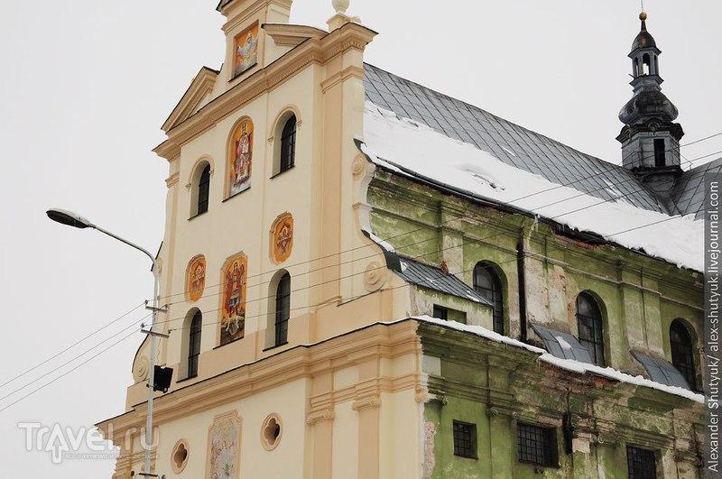 Храм великомученика Йосафата, Жовква / Фото с Украины