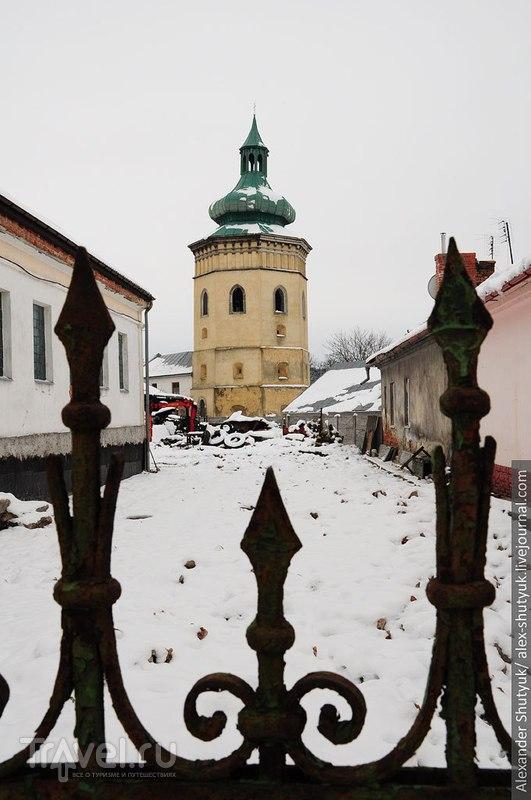 Колокольня костела Св. Лаврентия, Жовква / Фото с Украины