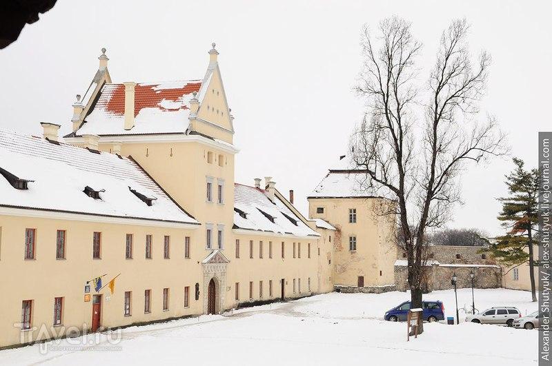 Жовковский замок / Фото с Украины