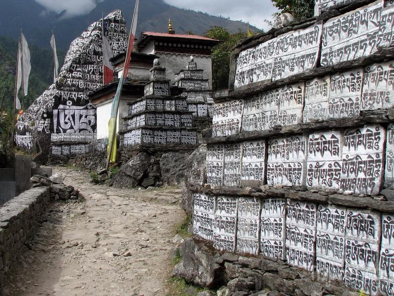 Подъем на Айленд-Пик / Фото из Непала