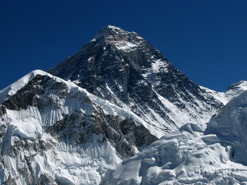 Эверест / Фото из Непала