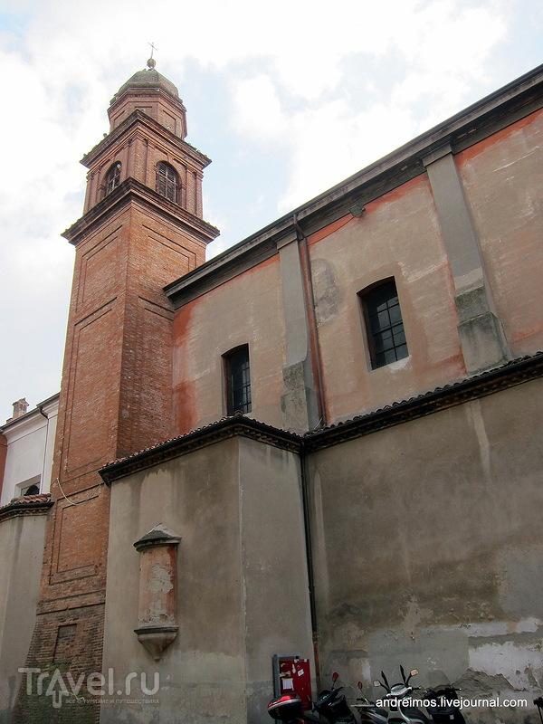 Церковь Св. Марии Серви (Chiesa di Santa Maria dei Servi) / Фото из Италии