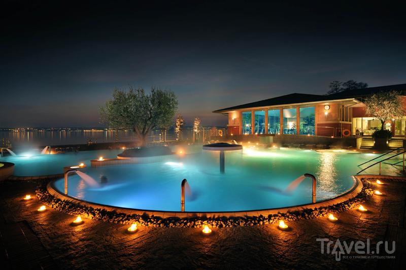 Aquaria вечером / Фото из Италии