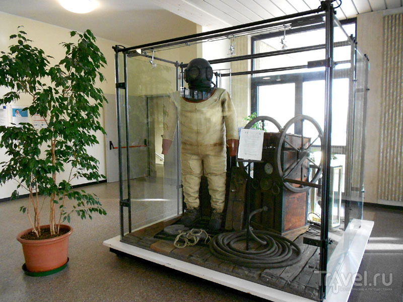 Прокопио – первооткрыватель термальных источников в Сирмионе / Фото из Италии