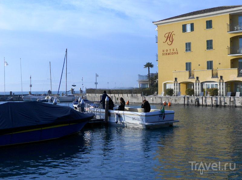 Отель Sirmione / Фото из Италии