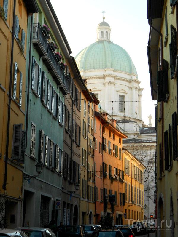 Купол нового собора / Фото из Италии