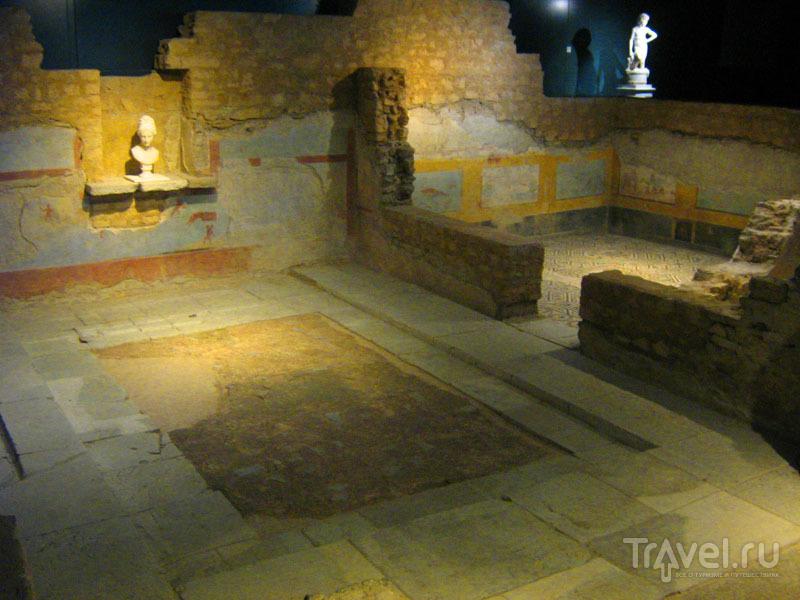Музей Santa Giulia в Брешии / Фото из Италии