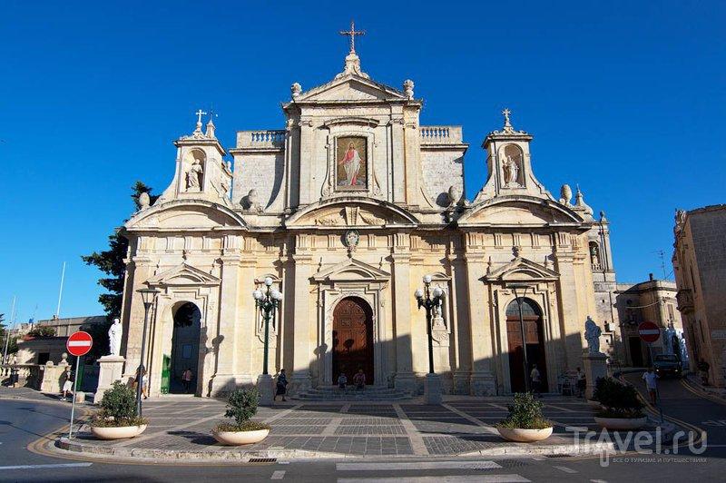 Церковь Святого Павла в Рабате / Фото с Мальты