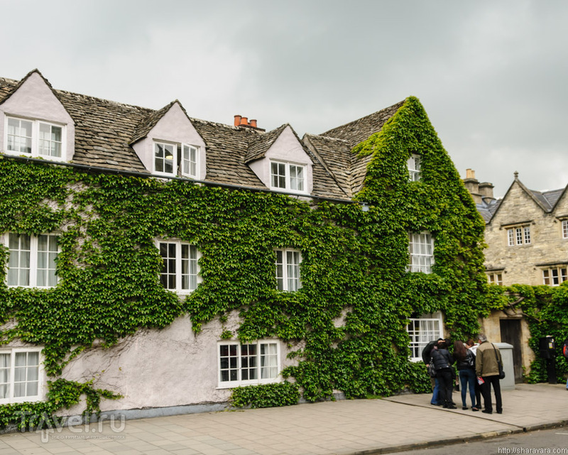 Оксфорд / Фото из Великобритании