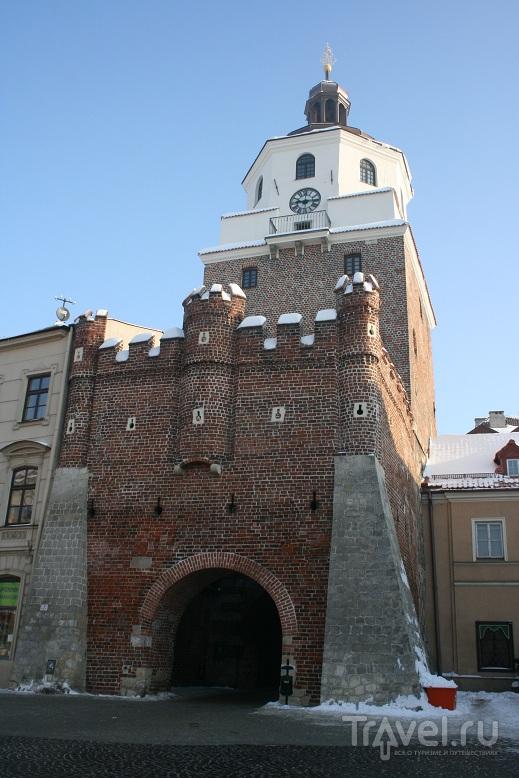 Замощчь и Люблин / Фото из Польши