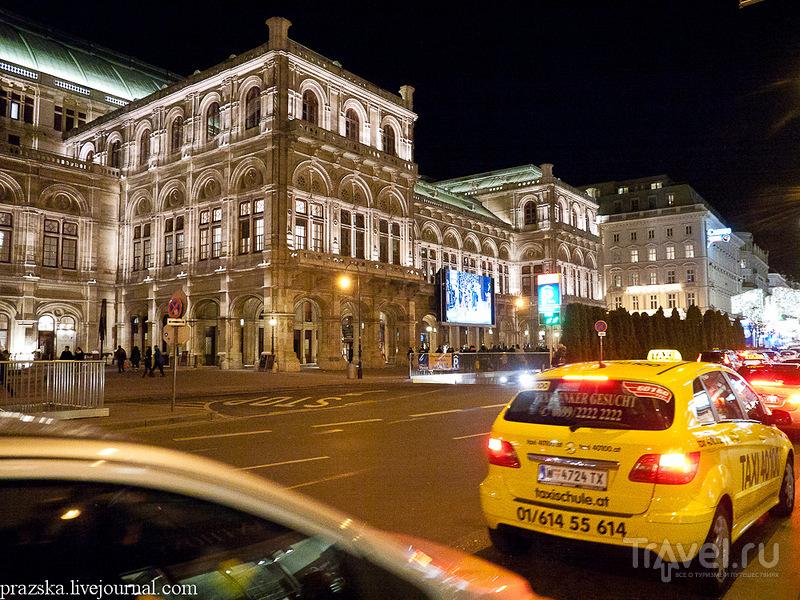 Сильвестровский опен-эйр от венской оперы / Австрия