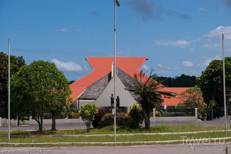 Парламент Вануату / Фото из Вануату
