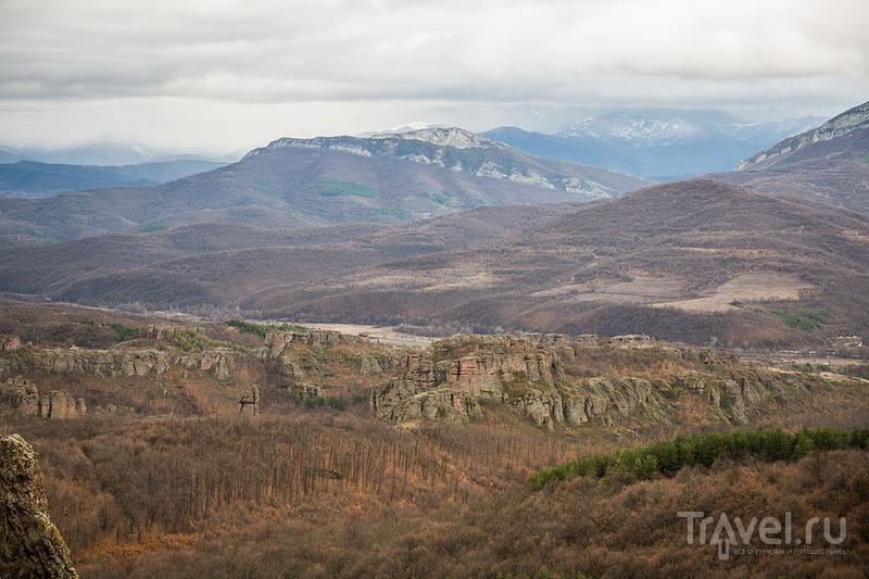 Крепость и скалы Белоградчика / Фото из Болгарии