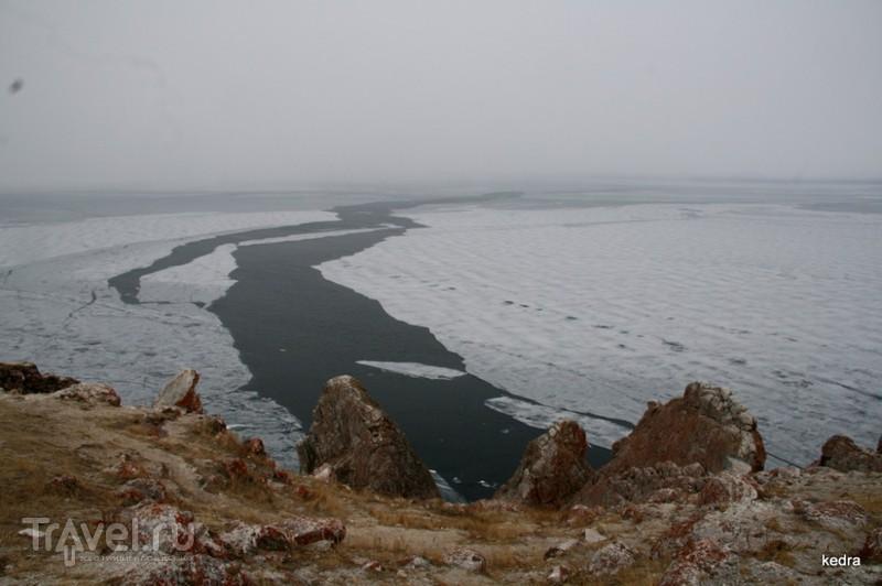 """Скалы """"Три брата"""", озеро Байкал / Фото из России"""