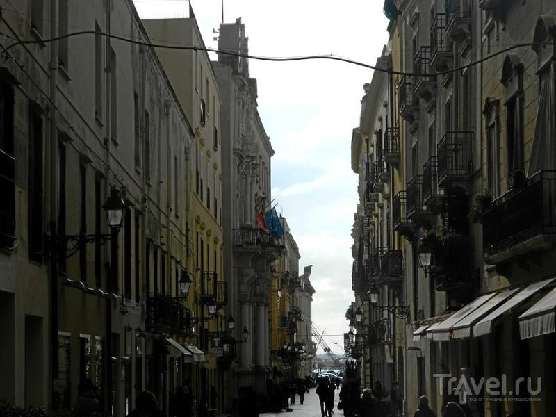 Via Torrearsa в Трапани / Фото из Италии