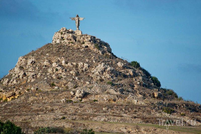 Холм Искупителя на Гозо / Фото с Мальты