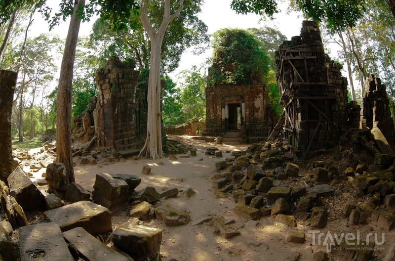 Koh Ker, Камбоджа / Фото из Камбоджи