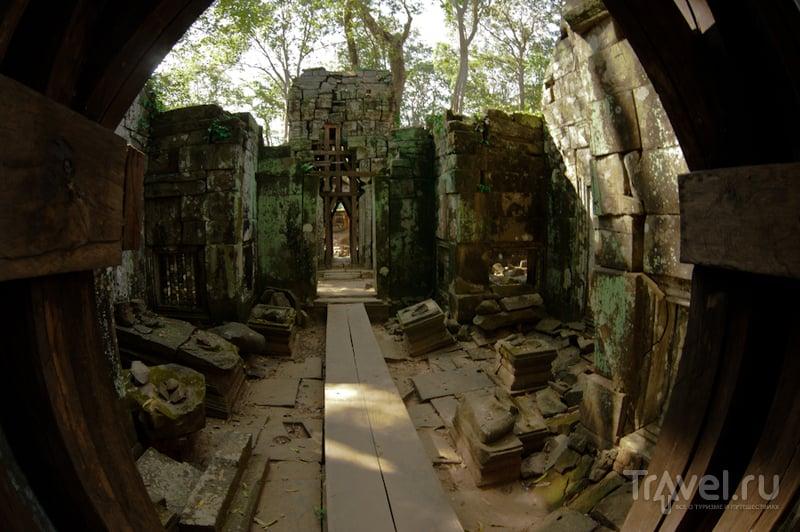 Древние храмы Камбоджи / Фото из Камбоджи