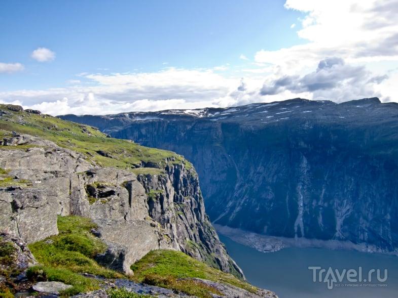 Озеро Рингедалсватнет / Фото из Норвегии