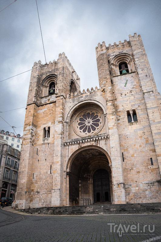 Район Алфама в Лиссабоне / Фото из Португалии