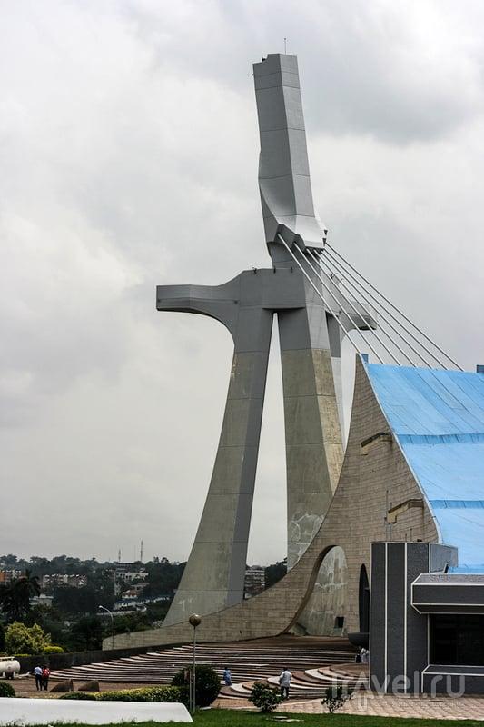 Храм Святого Павла / Фото из Кот-д'Ивуара