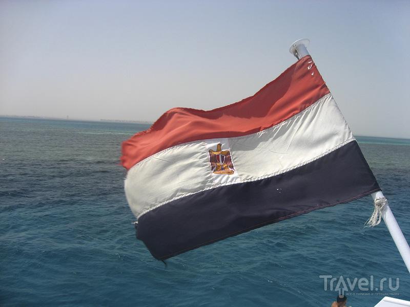 Дайвинг в Хургаде / Египет