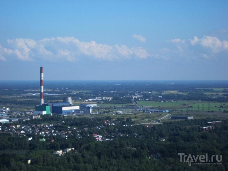 Таллинская телебашня / Эстония