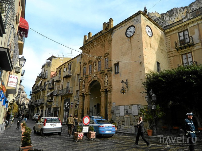 Чефалу, Сицилия / Фото из Италии