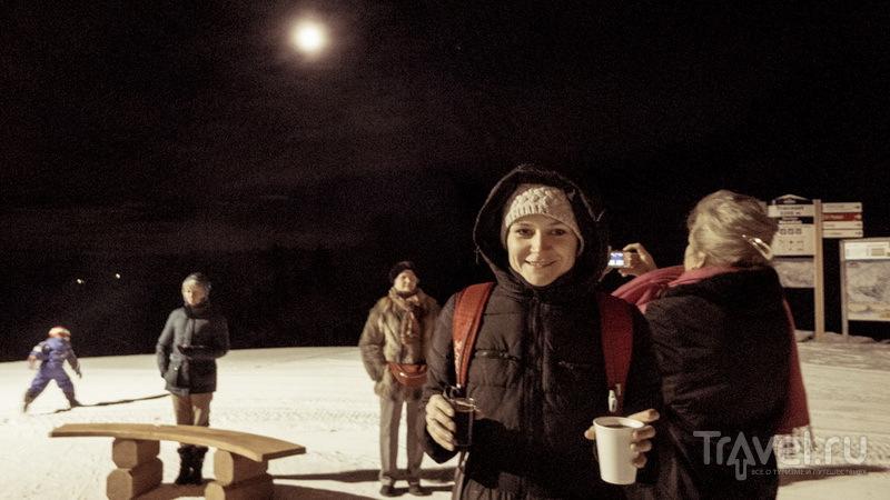 Ненда: вечеринка под луной / Швейцария