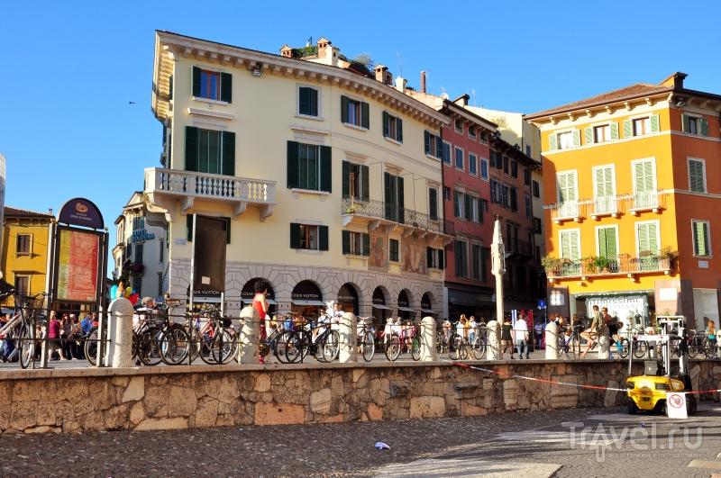 Картинки из Италии. Верона и Джульетта / Фото из Италии