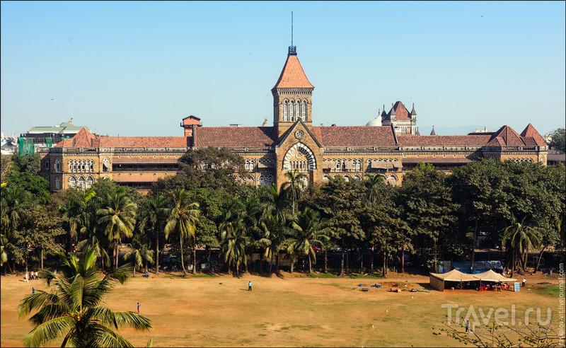 Резиденция послов в Мумбаи / Фото из Индии